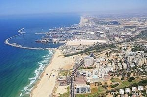 Helicopter tours israel - mazada tours