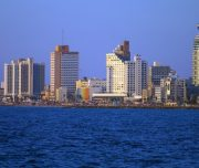 Tel aviv from sea view - Mazada Tours & Travel Package