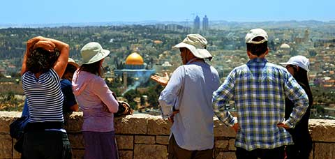 Full day tours in Israel