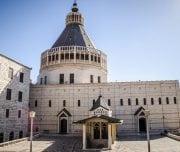 Basilica of The Annunciation in Nazareth - Mazada Tours