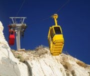 Cable-road-at-rosh-hanikra-Mazada Tours