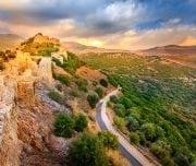 Castle-nimrod-in-israel-Mazada Tours