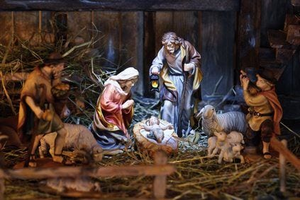 Nativity Scene-Mazada Tours