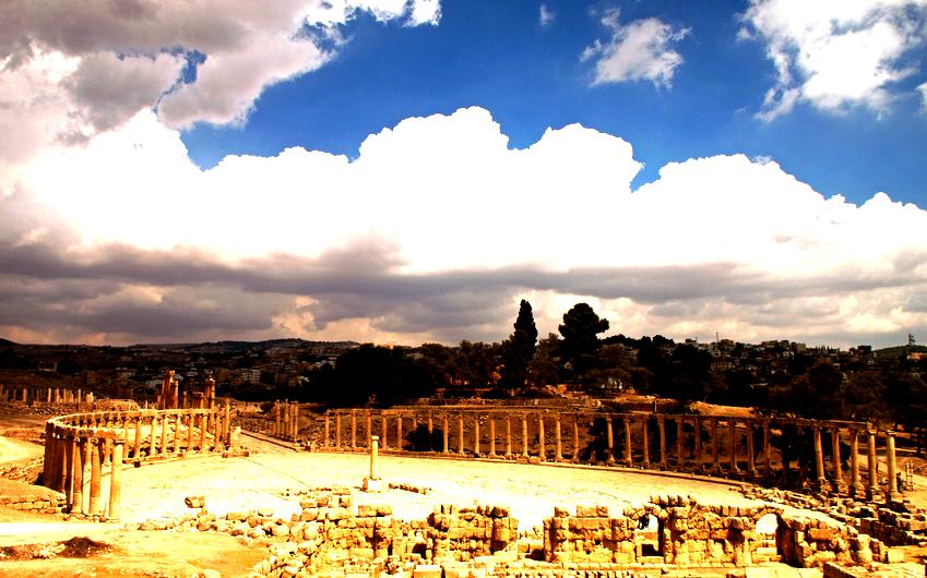 Jerash-Mazada Tours