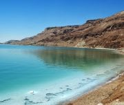 Dead-Sea-coastline-Mazada Tours