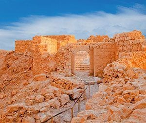 Massada & Dead Sea Day Tour - Mazada Tours