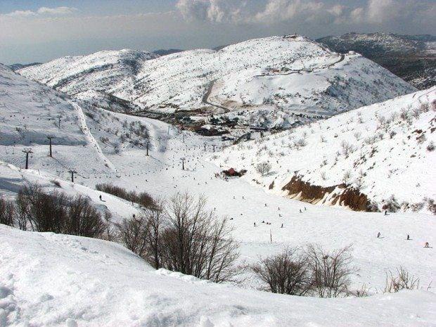 mount-hermon-Mazada Tours
