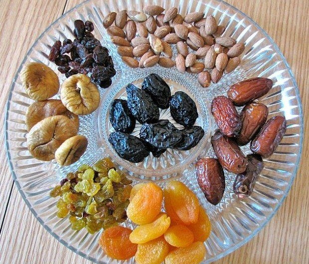Dry fruits-Mazads Tours