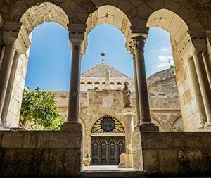 Bethlehem Half Day Tour - Mazada Tours