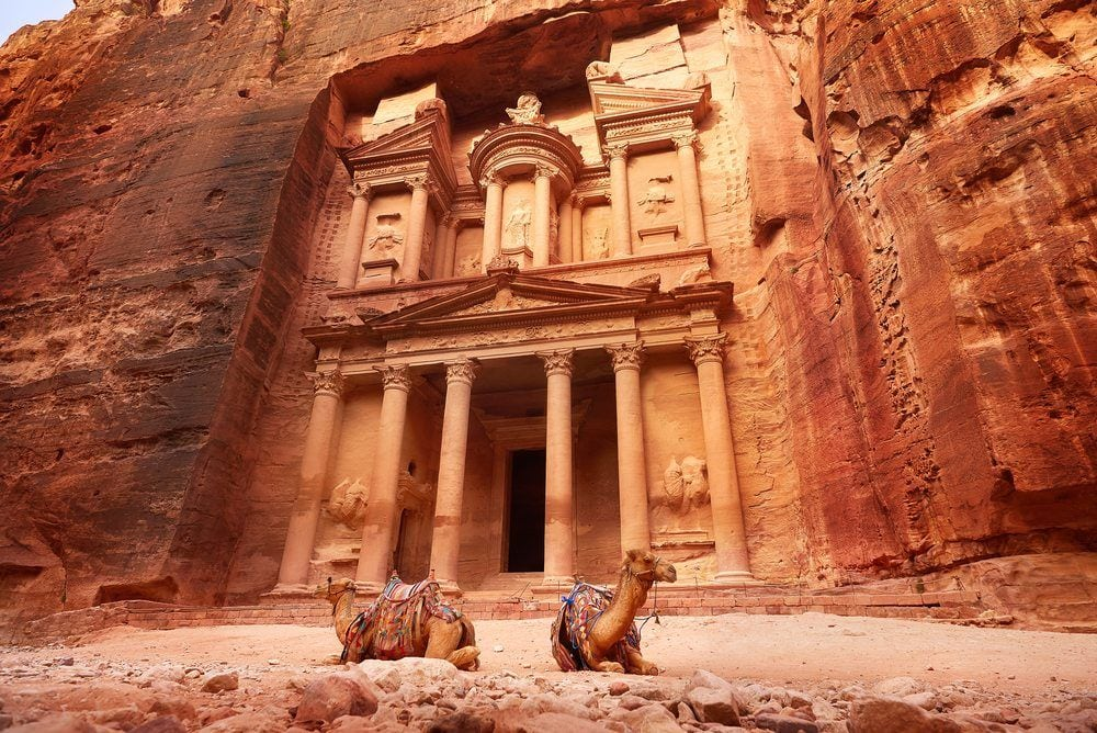 Eilat To Petra Day Tour
