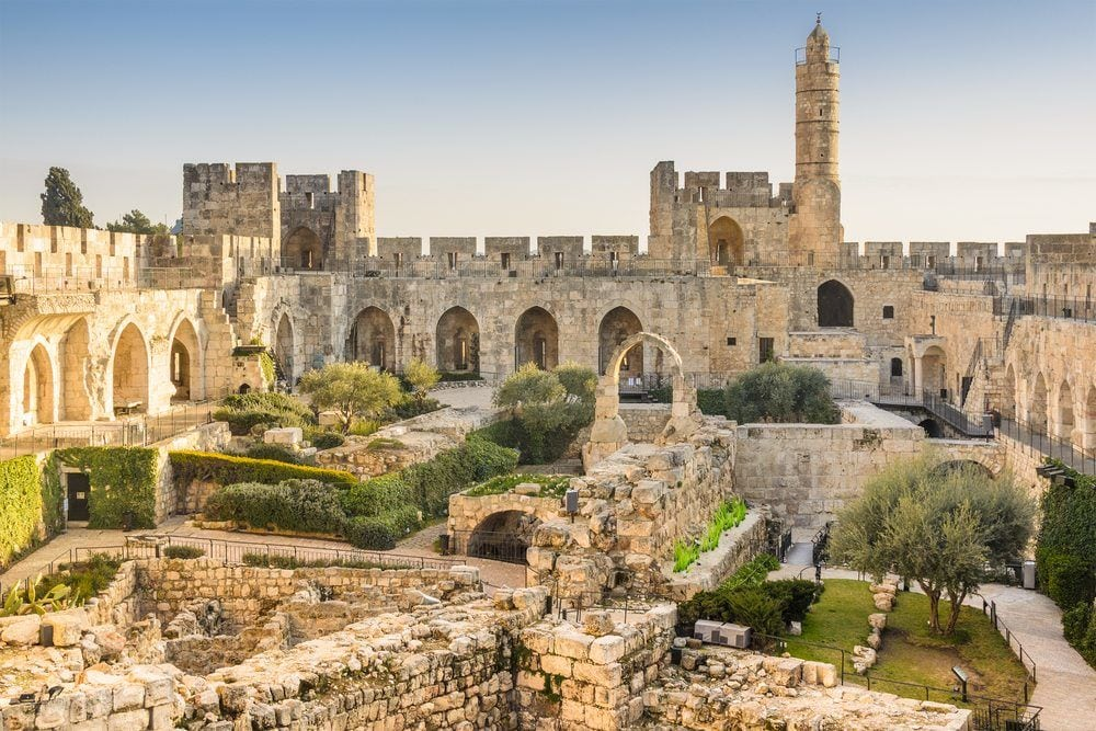 the-tower-of-david-Mazada Tours