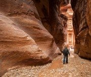 a-lone-tourist-walking-to-the-treasury-petra-jordan