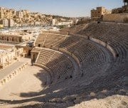 ancient-roman-theatre-in-jordans-capital-amman-Mazada Tours