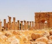 modern-jerash-jordan-Mazada Tours