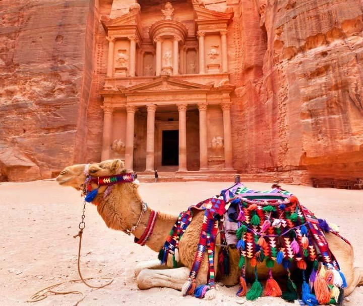 One Day Tour To Petra From Tel Aviv - Mazada Tours