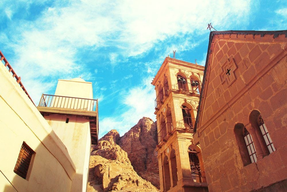 Church and Monastery - mazada tours