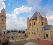 dormition-abbey-on-mount-zionjerusalem-Mazada Tours