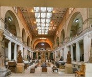Egyptian-Museum-in-Cairo