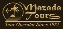 Mazada Tours Israeli Tour Operator Since 1981