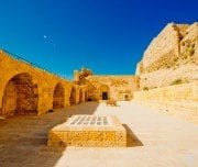 kerak-castle-a-large-crusader-castle-Mazada Tours
