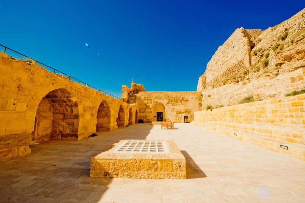 Book Your Private Tour To Amman Madaba Mt Nebo And Karak