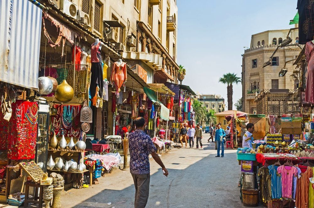 Egypt tour cairo the pyramids with alexandria tour 5 for Shopping in cairo