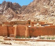 monastery of st catherine in egypt sinai