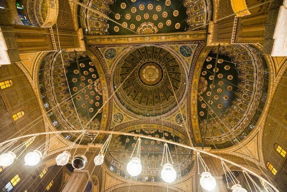 Mosque of Muhammad Ali - Mazada Tours