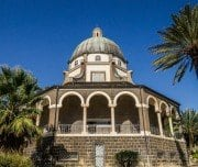 mount-of-beatitudes-church-galilee-israel-Mazada Tours