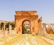 north-gate-ancient-roman-city-Mazada Tours