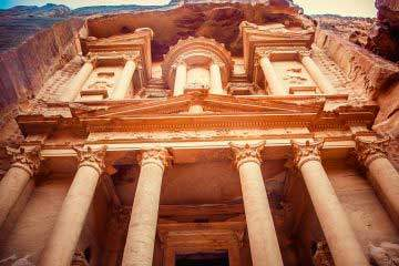 The Short Tour of Jordan (Petra) from Israel (2 Days) by Mazada Tours