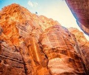 Rocks in the Ancient City of Petra - Mazada Tours