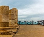 roman-villa-on-the-seashore-in-caesarea-Mazada Tours