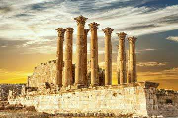 Classic Tour of Jordan, Depart from Israel (3 Days) by Mazada Tours