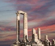 temple-of-hercules-roman-Mazada Tours