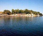 The Aswan Botanical Garden - Mazada Tours