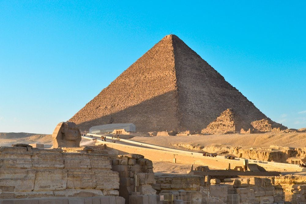 The Pyramids of Egypt - mazada Tours