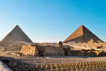 The Pyramids of Egypt - Mazada Tours
