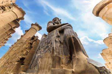 Cairo & the Pyramids with Luxor Tour (5 Days)