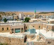 al-karak-city-center-from-the-castle-jordan-Mazada Tours