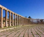 oval-forum-colonnade-Mazada Tours