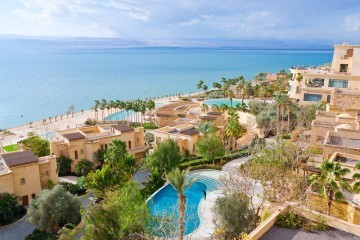 dead-sea-coast-jordan-Mazada Tours