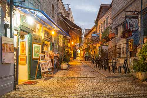 Safed and golan day tour