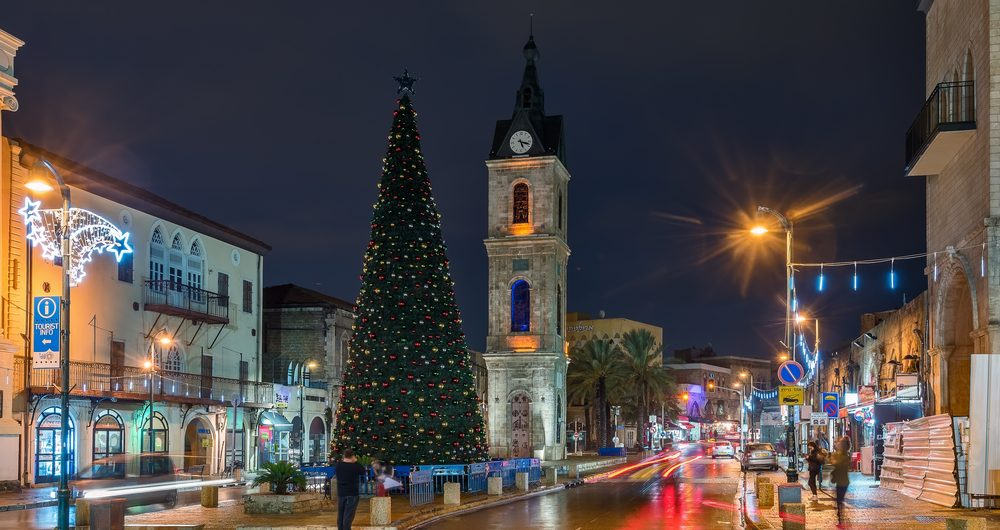 Christmas in Israel_Christmas in tel aviv and jaffa