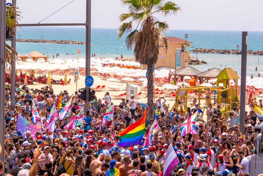 israel tour in 2019_pride parade
