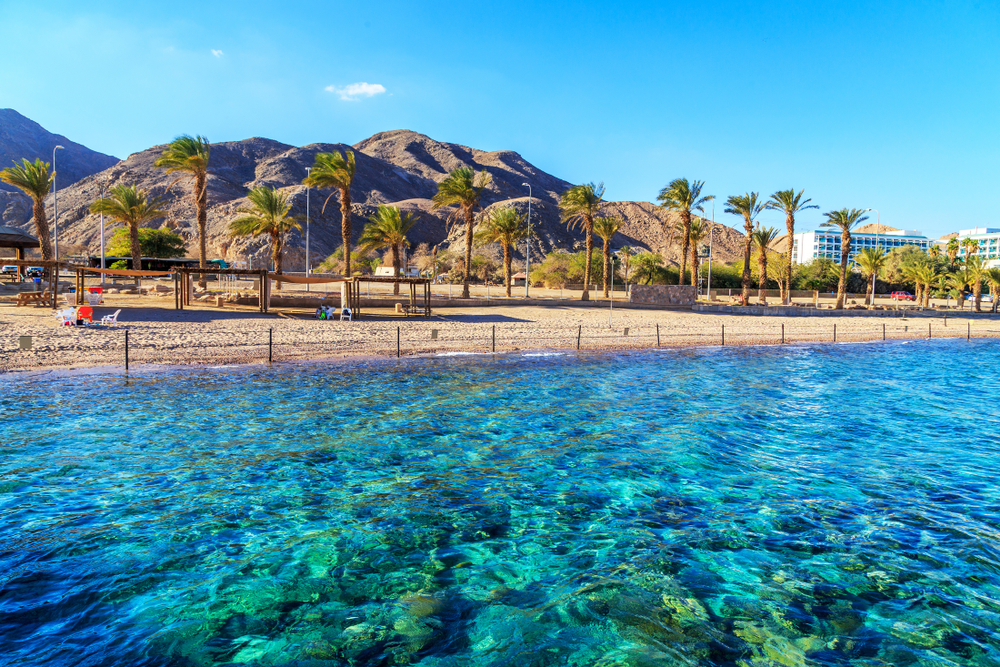 coral beach nature reserve, eilat