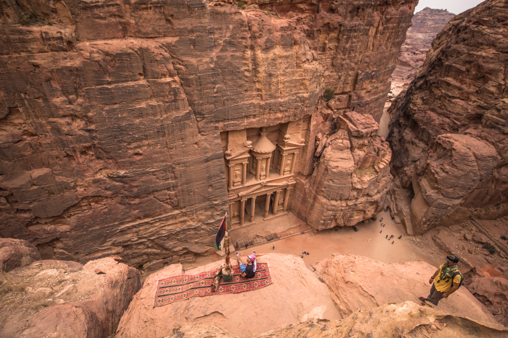 petra tour from tel aviv_views