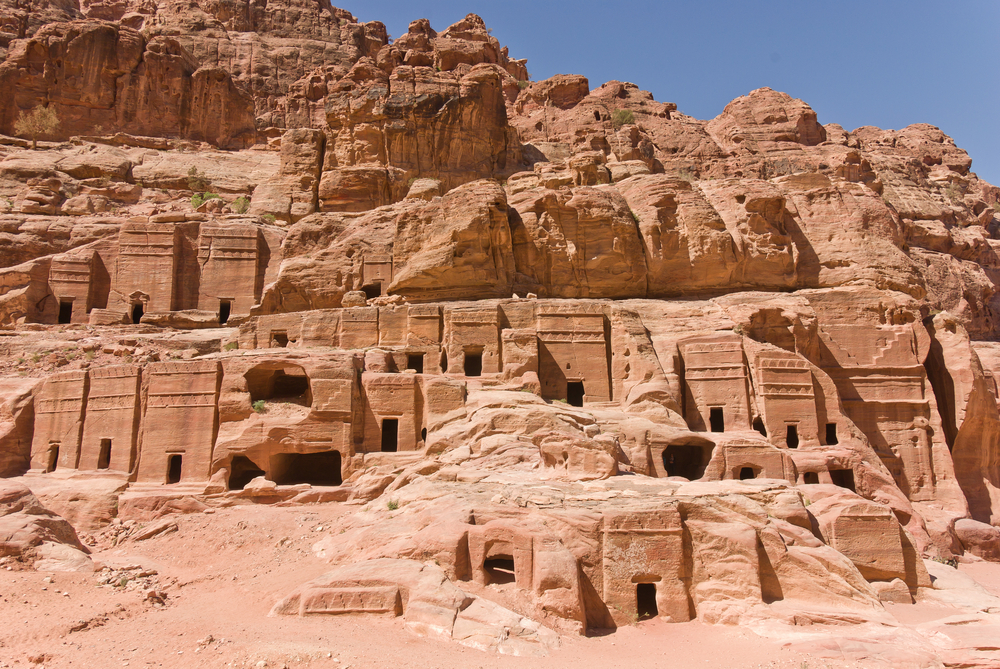 petra tour from tel aviv_history
