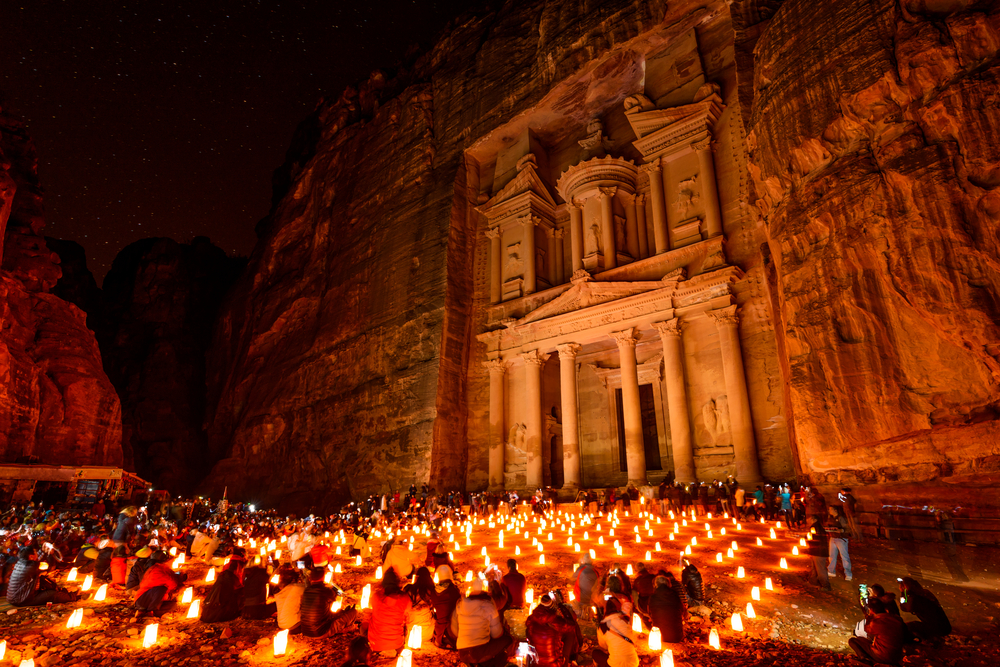 petra tour from tel aviv_petra by night