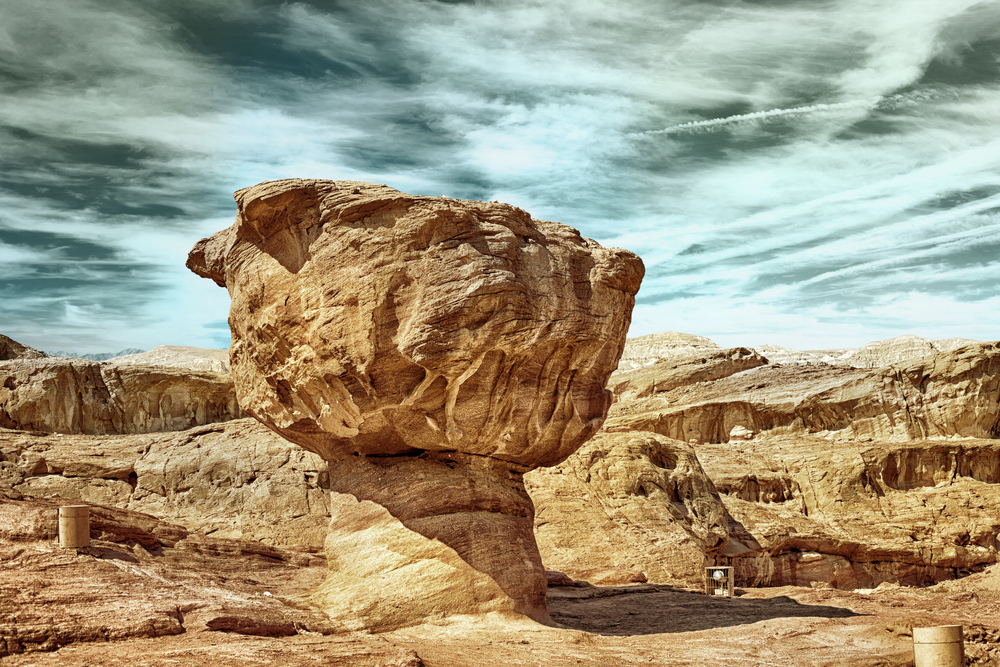 things to do in eilat_timna park